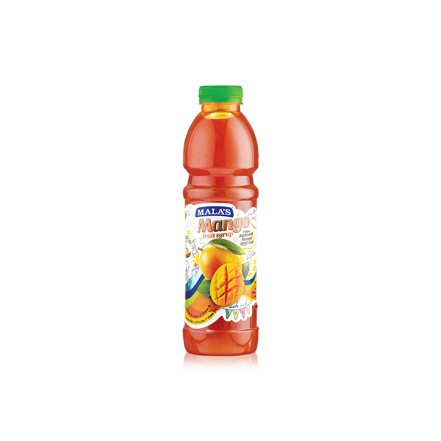 Alphanso Mango Syrup 750ml Pet Bottle
