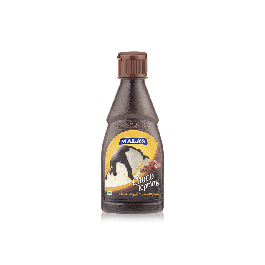 Chocolate Sauce 200 ml pet bottle