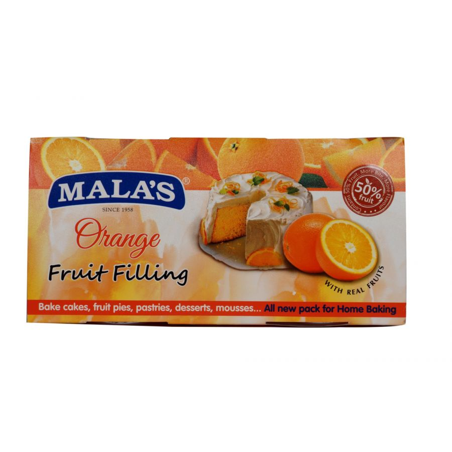 Orange Fillings 200gm