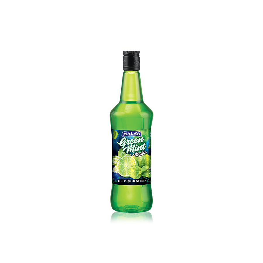 Green Mint Mocktail 750ml Pet Bottle