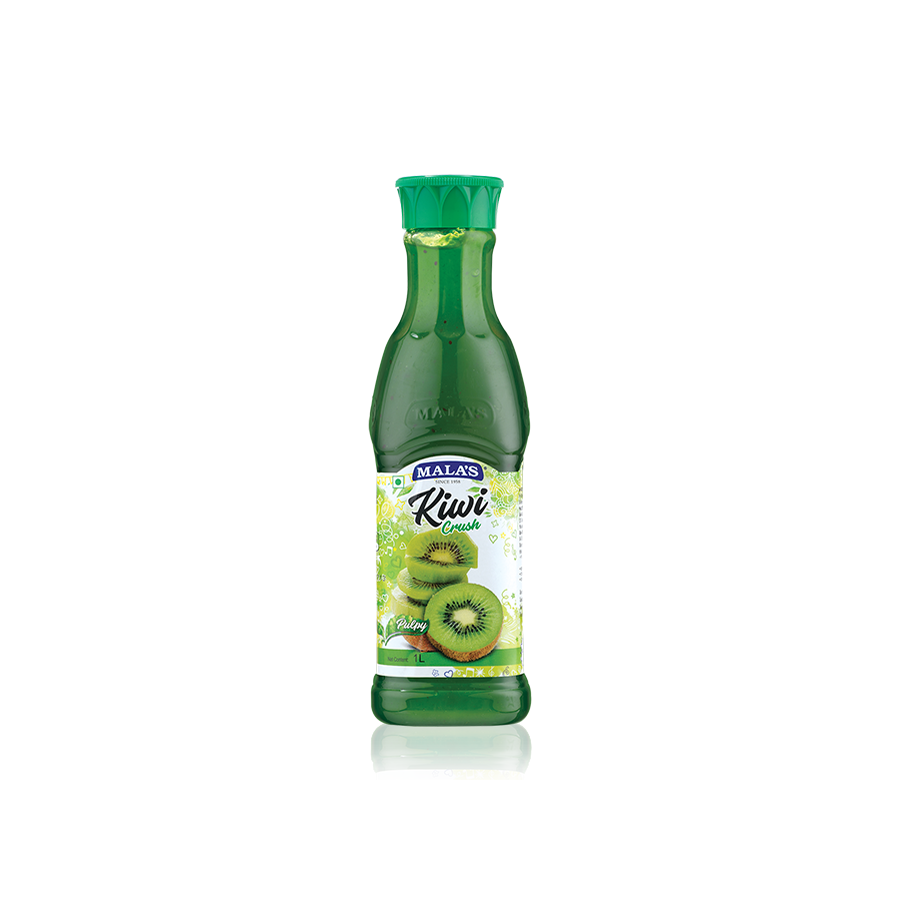 Kiwi Crush 1Ltr Pet Bottle