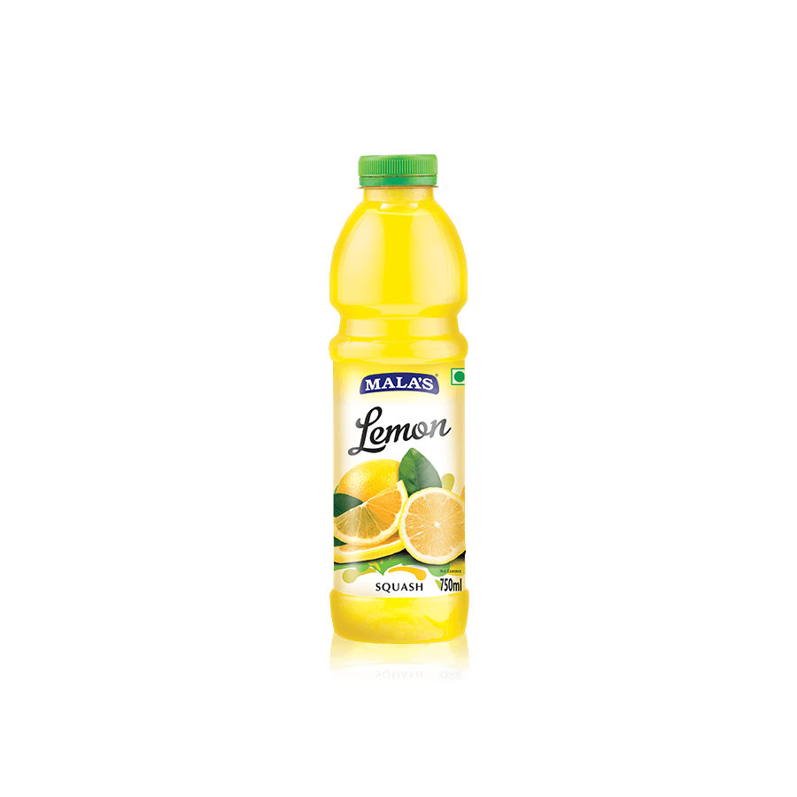 Lemon Squash 750ml Pet Bottle