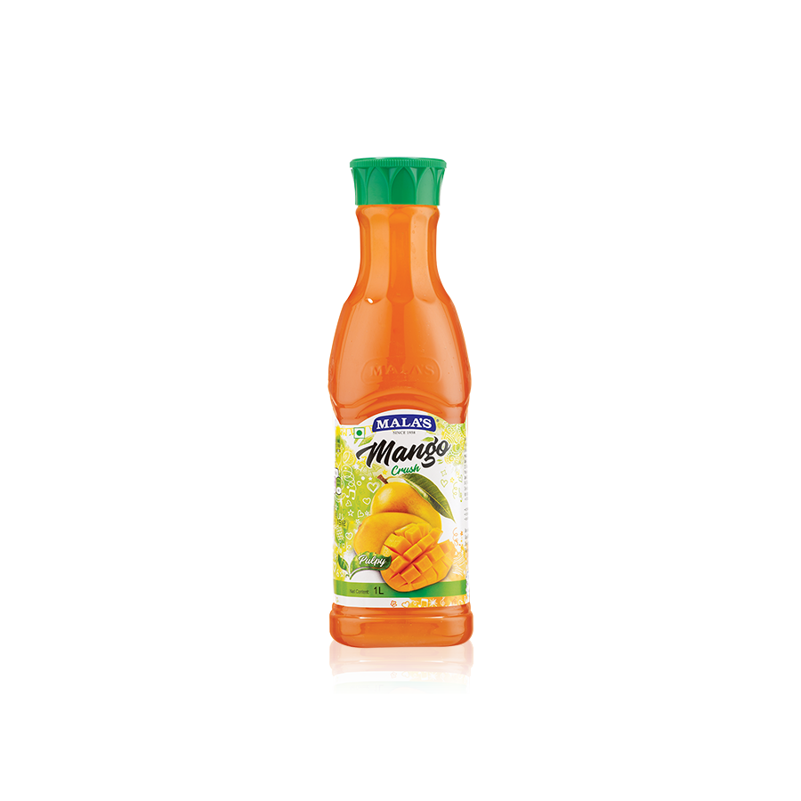 Mango Crush 1000ml Pet Bottle