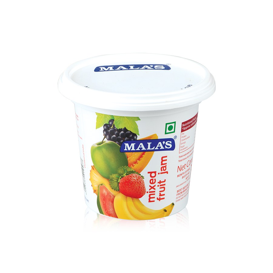 Mixed Fruit Jam 200g Cup