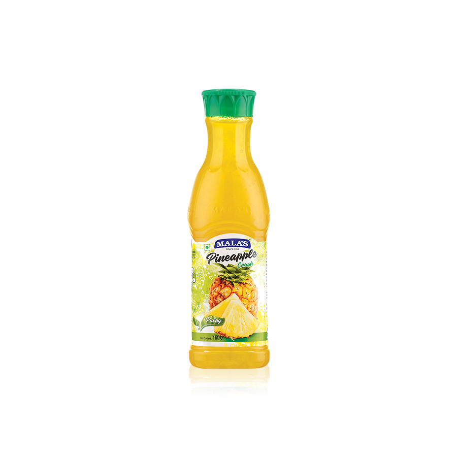 Pineapple Crush 1000ml Pet Bottle