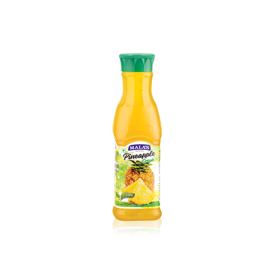 Pineapple Crush 750ml Pet Bottle