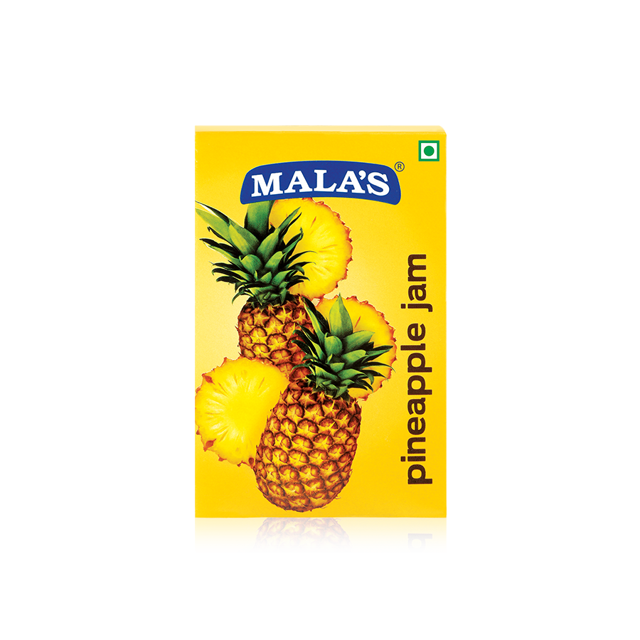 Pineapple Jam 500g Refill