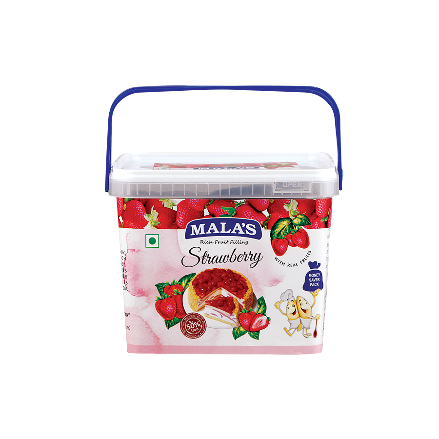 Strawberry Filling 3kg Jar