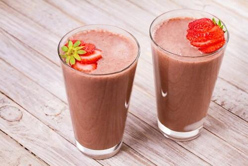 Berry Choco Shake - Mala's Fruit Products